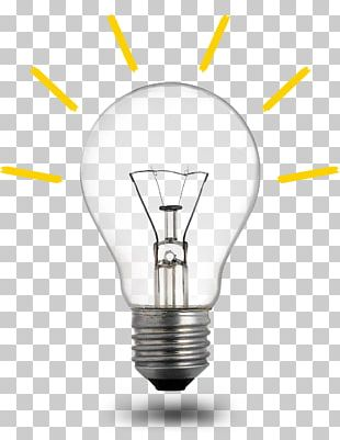 Incandescent Light Bulb Electricity Electric Light Lamp PNG