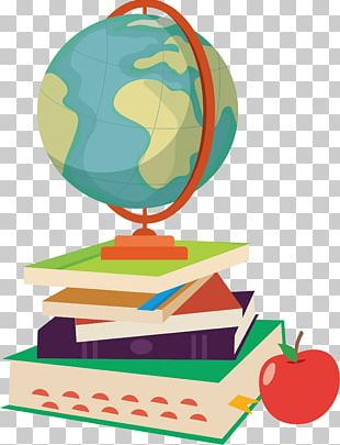 Globe Student Book PNG