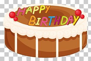 Strawberry Cake Shortcake Icing Birthday Cake Cupcake PNG