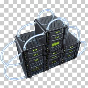 Web Hosting Service Cloud Computing Computer Servers Gigas Internet PNG