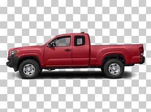 2018 Toyota Tacoma SR5 Access Cab 2018 Toyota Tacoma SR Access Cab Pickup Truck Four-wheel Drive PNG