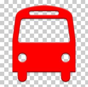 Public Transport Bus Service Train Metro Transit Bus Stop PNG