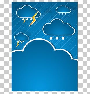 Rainy Background PNG