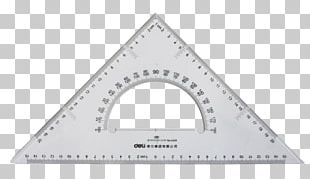 Student Ruler Set Square Protractor Degree PNG