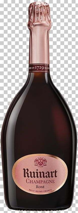 Champagne Rosé Sparkling Wine White Wine PNG