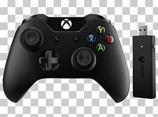 Xbox One Controller Game Controllers Microsoft Corporation Wireless Network Interface Controller PNG