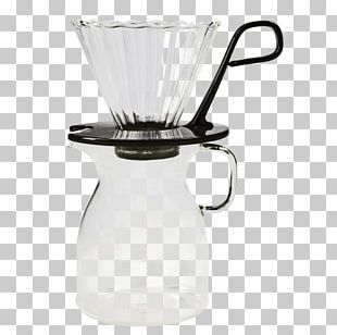 Borosilicate Glass Cold Brew Coffee French Presses PNG