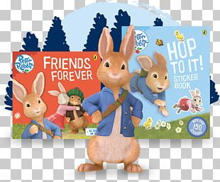 Domestic Rabbit The Tale Of Peter Rabbit Peter Rabbit Animation: Friends Forever Secret Treehouse Sticker Book PNG