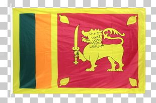 Flag Of Sri Lanka National Flag Flags Of Asia PNG