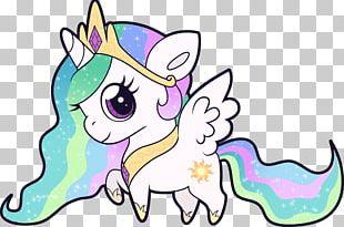Princess Celestia Drawing Unicorn Chibi My Little Pony PNG