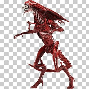 Neca Aliens Ultra Deluxe Action Figure Genocide Red Queen Neca Aliens Ultra Deluxe Action Figure Genocide Red Queen National Entertainment Collectibles Association Action & Toy Figures PNG