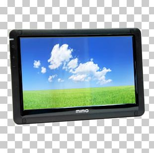 Computer Monitors Display Device Touchscreen USB Flat Display Mounting Interface PNG