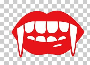 Fang Vampire Tooth PNG