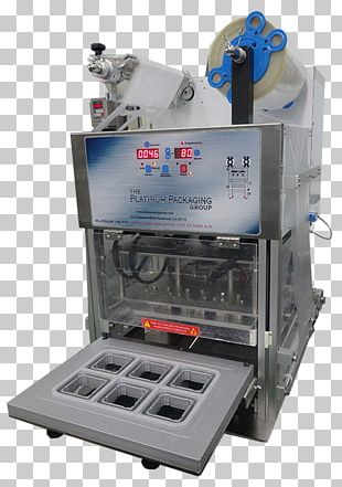 Packaging And Labeling Paper Food Packaging Machine PNG
