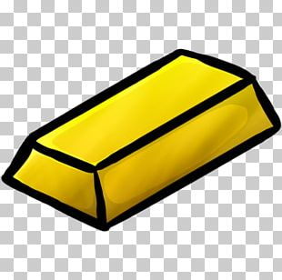 Rectangle Line Yellow PNG