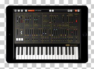 ARP Odyssey Korg RADIAS ARP 2600 Sound Synthesizers PNG