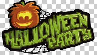 Club Penguin Island Halloween Party PNG