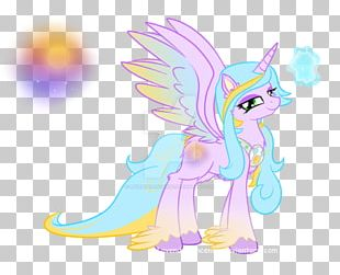 Horse Fairy Unicorn PNG
