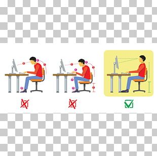 Standing Desk Sitting Office & Desk Chairs Computer Desk PNG