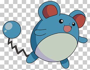 Azumarill Pokémon PNG