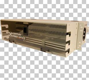 Electrical Enclosure Optical Fiber Fusion Splicing 19-inch Rack Electronics PNG