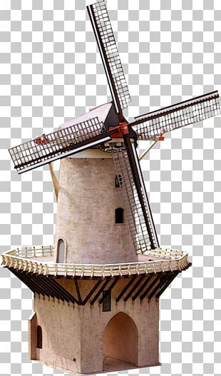 Windmill Netherlands Email PNG