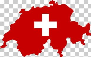 Flag Of Switzerland National Flag Map PNG