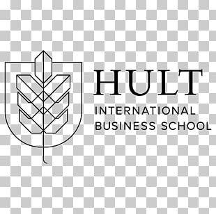 Hult International Business School Logo Paper Brand Design PNG