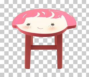 Table Rocking Chair Stool Child PNG