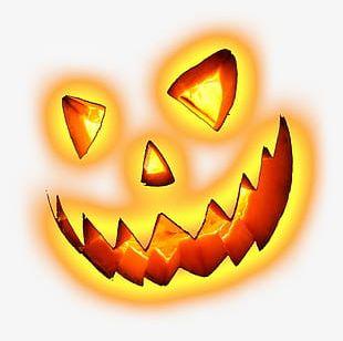 Halloween Grimace PNG