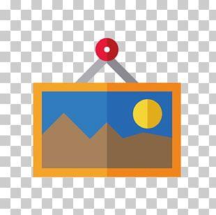 Frame Flat Design PNG