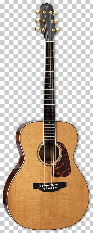 Acoustic-electric Guitar Takamine Guitars Acoustic Guitar Dreadnought PNG