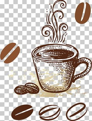 Coffee Tea Cafe Breakfast Morning PNG