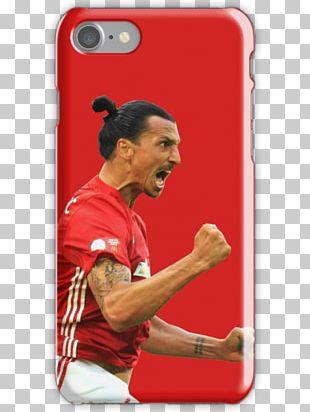 Zlatan Ibrahimović Manchester United F.C. Football Player Kit PNG