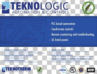 Control System Automation Remote Monitoring And Control Programmable Logic Controllers PNG