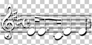Musical Note Melody Sheet Music PNG