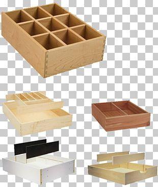 Drawer Box Laser Engraving Casket Plywood PNG