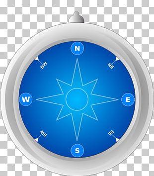 North Compass Rose Cardinal Direction PNG