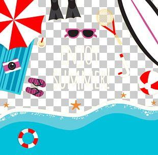 Summer Illustration PNG