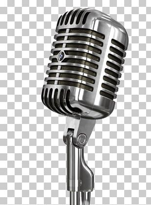 Microphone Romanian Music Yes I Can PNG