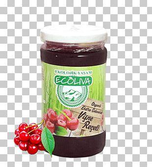 Organic Food Lekvar Fruit Preserves Pekmez Cranberry PNG