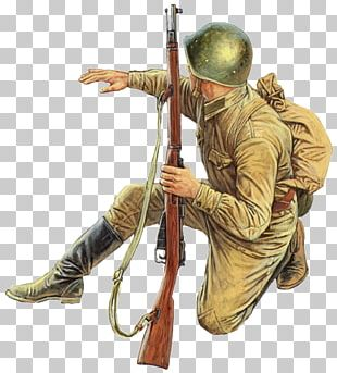 Plastic Model Soldier Military Infantry Model Figure PNG