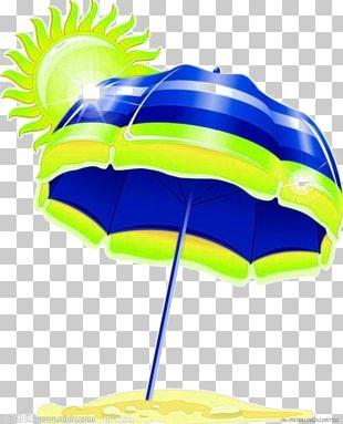 Umbrella Cartoon Illustration PNG