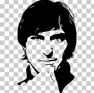 Steve Jobs Apple PNG