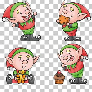 The Elf On The Shelf Santa Claus Christmas Elf PNG