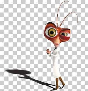Dr. Cockroach Susan Murphy DreamWorks Animation Film PNG
