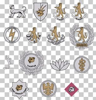 Cap Badge Military Rank Army Officer PNG