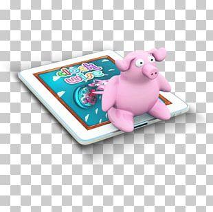 Technology Animal Pink M PNG