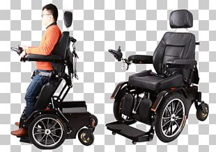 Motorized Wheelchair Standing Wheelchair Disability PNG
