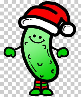 Pickled Cucumber Christmas Pickle Christmas Tree PNG